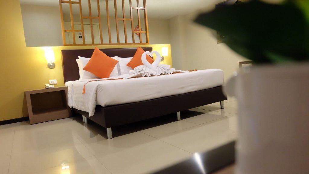 hotel asq thailande pas cher